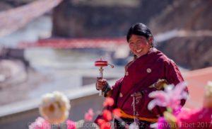 Ngày 28 – Câu chuyện nhỏ ở tu viện Yarchen Gar