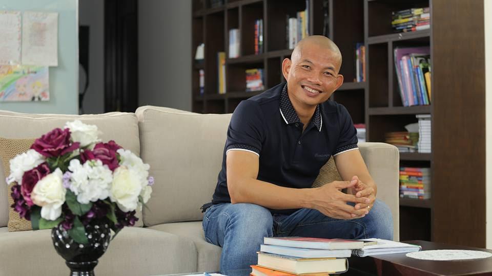 Diễn giả luật sư Phạm Thành Long