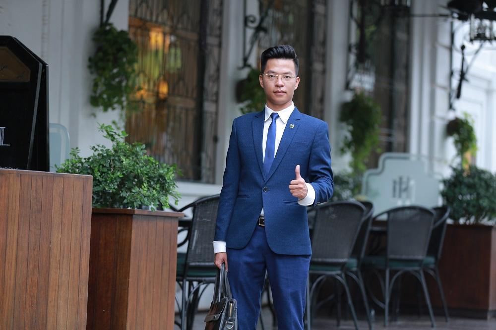 Dương Duy Hùng nhà môi giới bất động sản