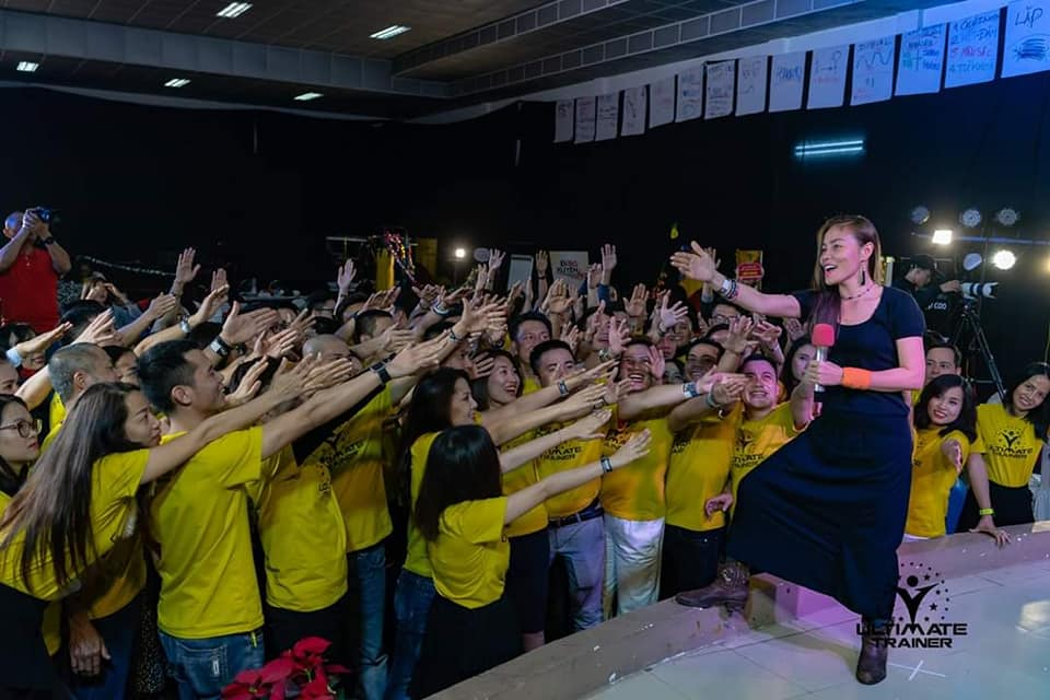 Hientje Nguyen được mọi người yêu mến