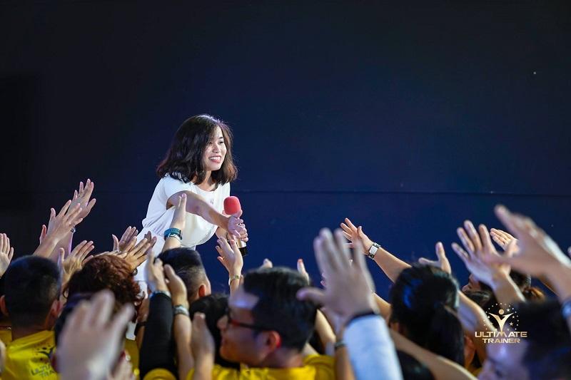 Phạm Thùy Dung - diễn giả truyền cảm hứng giúp phụ nữ sống tốt hơn