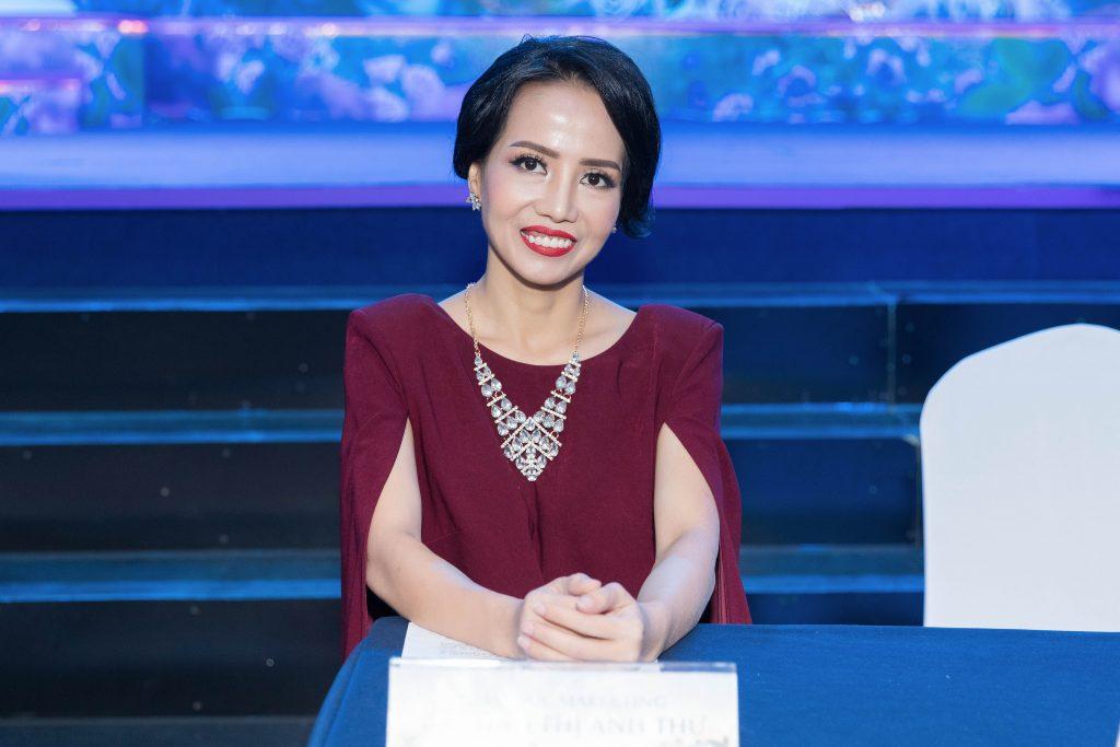Phan Thị Anh Thư- Guru marketing thực thụ