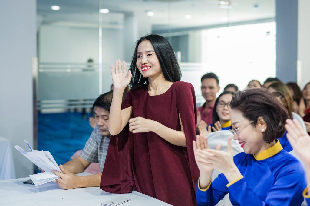 Phan Thị Anh Thư- nữ lãnh đạo tài ba