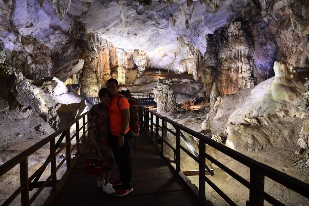 Eagle Caravan thăm động Phong Nha Kẻ Bàng