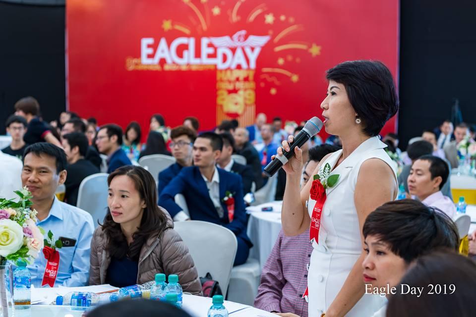 Các thành viên Eagle chia sẻ câu chuyện thành công