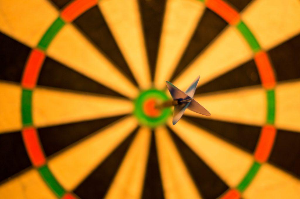 xác định đúng mục tiêu trong kinh doanh và cuộc sống