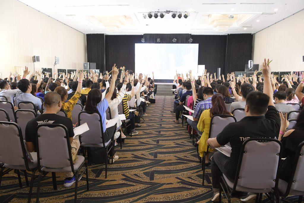 Hơn 400 doanh nhân tham dự Đột phá doanh só lần thứ 5 tại Hồ Chí Minh