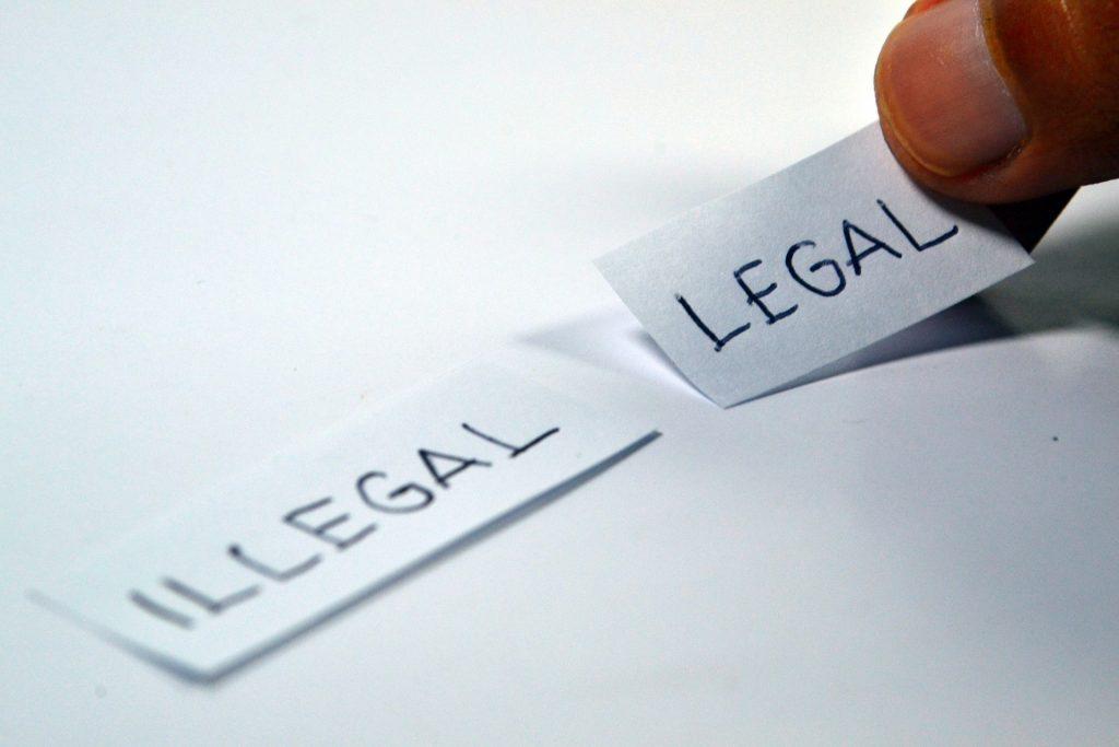 Hợp pháp hoá công việc kinh doanh của bạn
