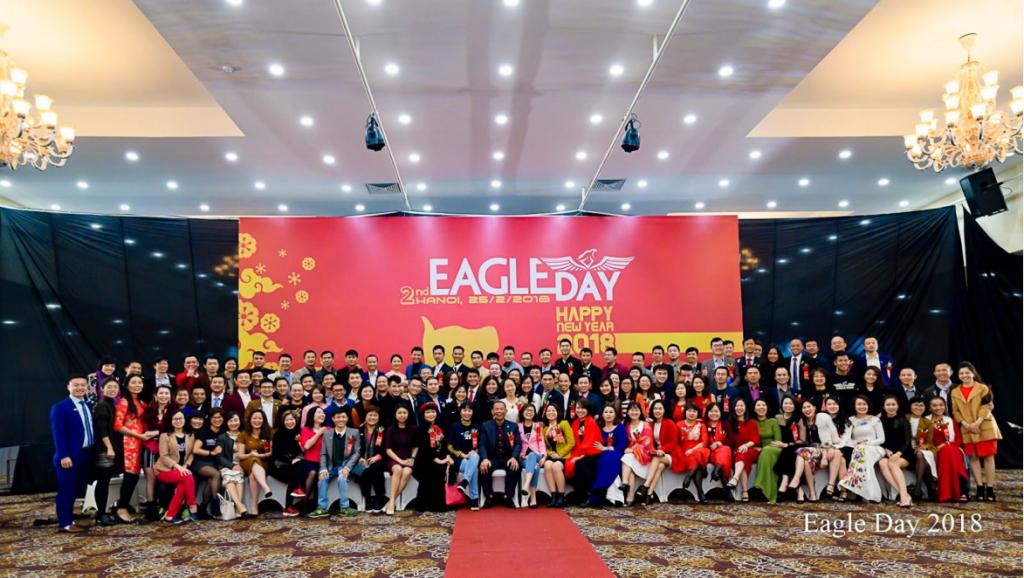 EAGLE DAY - Ngày hội tụ hàng năm của Cộng đồng Doanh nhân Eagle Camp