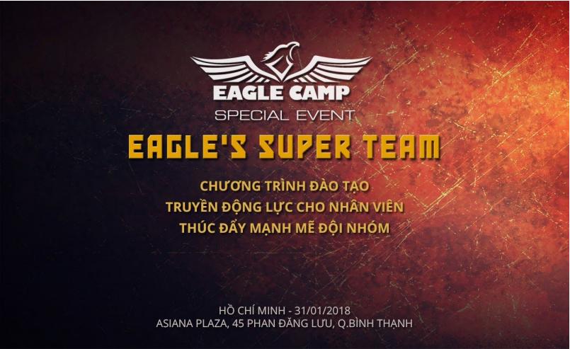 EAGLE'S SUPER TEAM