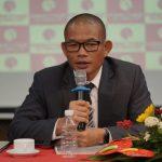 Luật sư Phạm Thành Long chia sẻ tại buổi họp báo